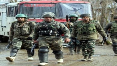 Photo of Militant Killed In Jammu And Kashmir Gunfight