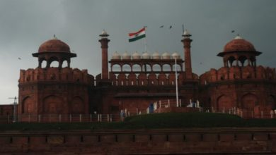 Photo of Facelift For Red Fort: ASI Says Green Space Has Risen To 52 Acres