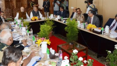 Photo of Shah Wants President's Rule Extended In J&K