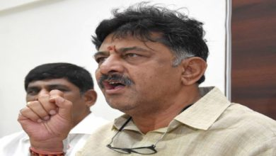 Photo of HC Declines Protection To Shivakumar From Arrest
