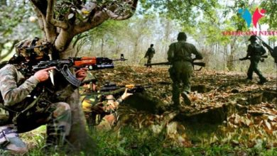 Photo of Five Maoists Killed In Andhra Gunfight