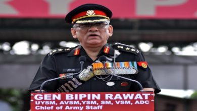 Photo of Four Terror Camps Hit In Pok, Three Destroyed: Army Chief