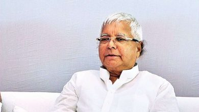 Photo of Lalu Admitted To Cardiac ICU At AIIMS