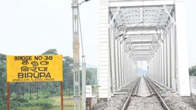 Photo of ECoR Appeals Against Obstruction Of Trial Run Of Goods Train On Haridaspur-Paradeep Railway Line