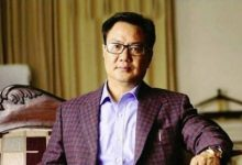 Photo of Rijiju To Look After AYUSH Ministry Till Shripad Naik Recovers