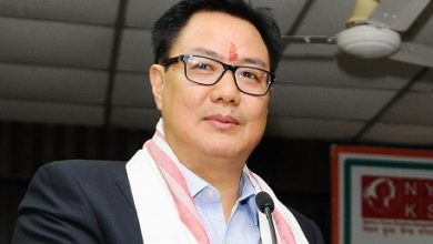 Photo of Courier Company Will Return Money To The Chess Players: Kiren Rijiju