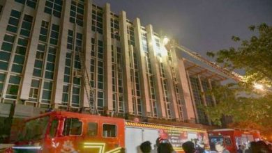 Photo of Gujarat: 8 Killed As Major Fire Breaks Out At Covid Hospital In Ahmedabad