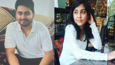 Photo of Couple Found Dead In Lucknow Hotel