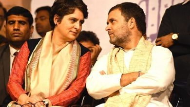 Photo of Priyanka Meets Rahul Amid Talks Of Truce With Pilot
