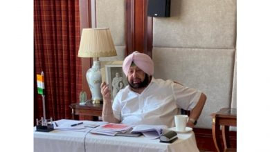 Photo of Accept Shah's Appeal, Punjab CM Urges Protesting Farmers