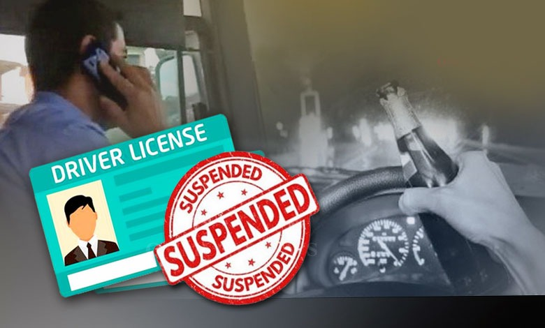 Now DL Can Get Suspended For 3 Months If Found Guilty Of These Offences