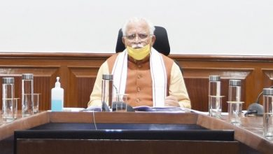 Photo of 'Manohar Ji…': When PM Intervened Amid Haryana CM's Address