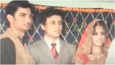 Photo of Old Videos Of Sushant At Sister's Wedding Go Viral