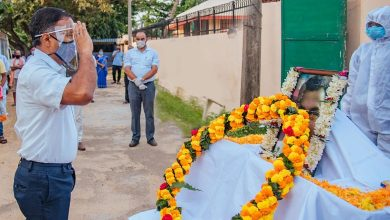 Photo of Odisha: BMC Enforcement Inspector Succumbs To COVID-19, Cremated With Martyr Status
