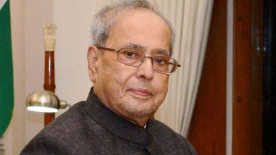 Photo of Pranab's 4-Volume Autobiography Encapsulates India From 1970s To Present