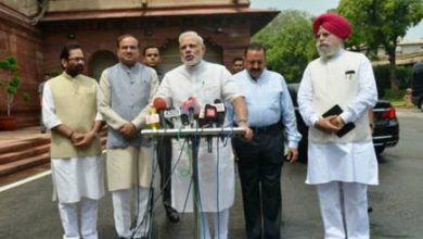 Photo of Parliament To Take Several Major Decisions In Monsoon Session: PM
