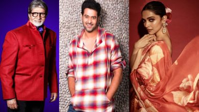Photo of Big B, Prabhas, Deepika to share screen in multi-lingual mega project