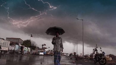 Photo of Moderate Rain & Thundershower For 4 Districts: IMD