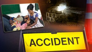 Photo of Bus Carrying OJEE Aspirants Meets Accident In Ganjam