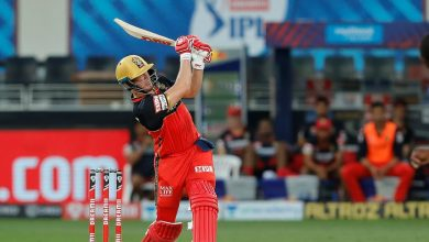 Photo of ABD Magic Takes RCB To 7-wicket Win Over RR
