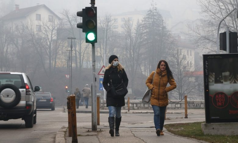 Air pollution may up risk of neurological disorders: Study