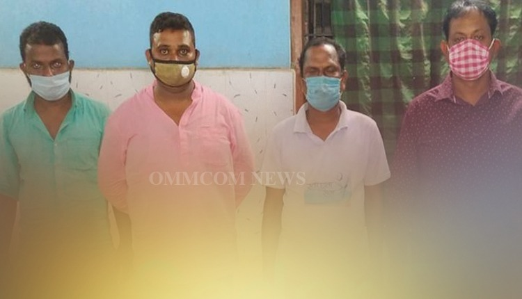 Three Theft Racket Busted In Separate Incidents By Dhenkanal Police