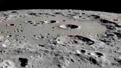 Photo of NASA Confirms Water On Sunlit Surface Of Moon For 1st Time