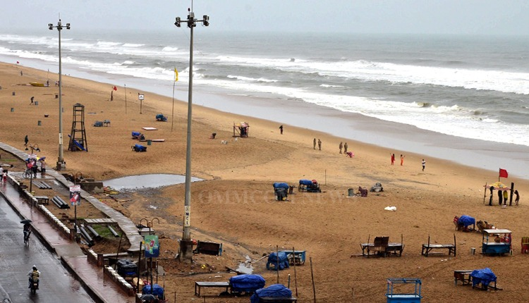 Tourist Goes Missing At Puri Blue Flag Beach