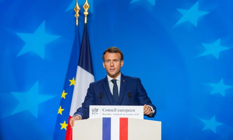 France's Macron vows to take new measures to fight terrorism