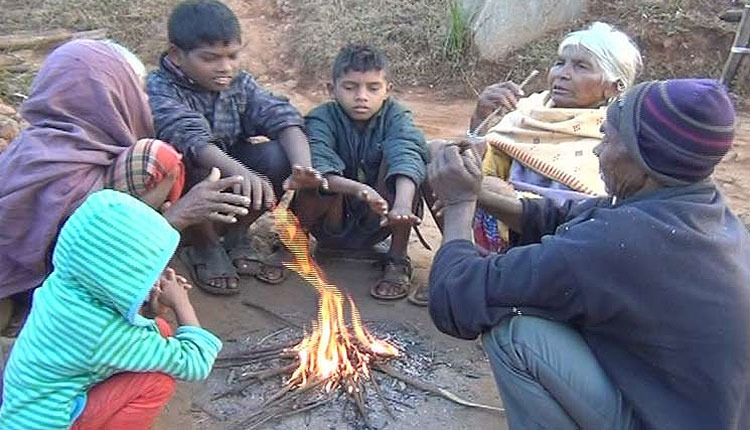 Temperature Drops Below 15 Degrees In 5 Places Across Odisha