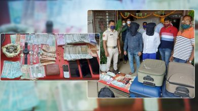 Photo of Intoxicating Train-Bus Passengers & Loot: Two Arrested By Commissionerate Police