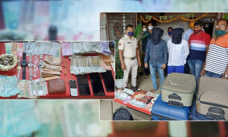 Intoxicating Train-Bus Passengers & Loot: Two Miscreants In Commissionerate Police Net