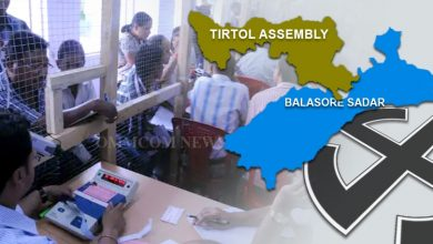 Photo of Balasore & Tirtol All Set For By-Election Results