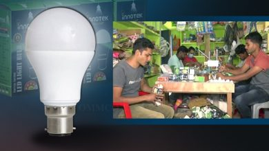 Photo of Nabarangpur Lad Goes 'Atmanirbhar', Manufactures AC/DC LED Bulbs