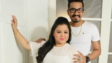 Photo of After Raids At Home, NCB Questions Comedienne Bharti Singh, Husband