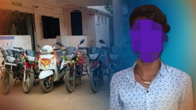 Photo of Bike Lifting Gang Busted In Nabarangpur, 1 Arrested, 10 Stolen Bikes Recovered