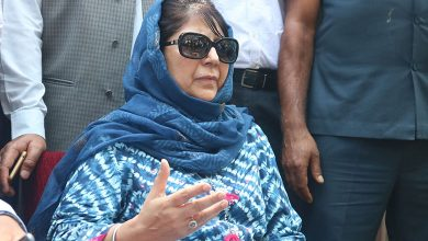 Photo of PIL In Delhi HC Seeks FIR Against Mehbooba Mufti For Tricolour Remark