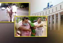Photo of Couple Attempts Self-Immolation Outside Odisha Assembly
