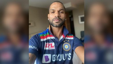 Photo of Dhawan Shares Image Of Team India's New Limited-Overs Jersey