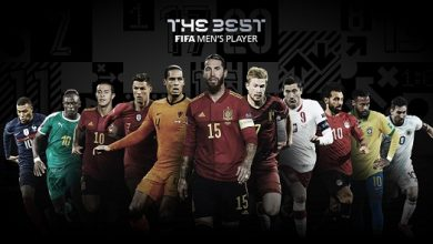 Photo of Messi, Ronaldo & Salah Among Nominees For FIFA Best Awards 2020