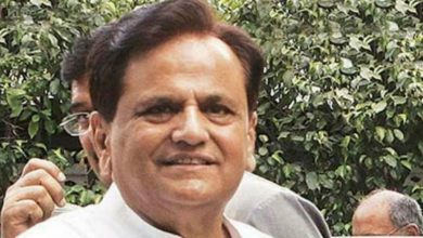 Photo of Ahmed Patel To Be Buried In His Native Village Piraman On Thursday