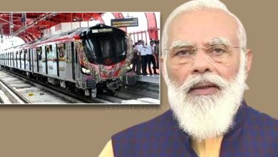 Photo of PM Modi To Inaugurate Agra Metro Project On Dec 1