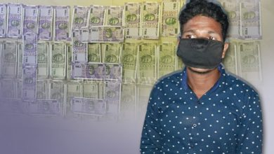 Photo of Fake Currency With Face Value Of Rs 3.28L Seized, One Arrested