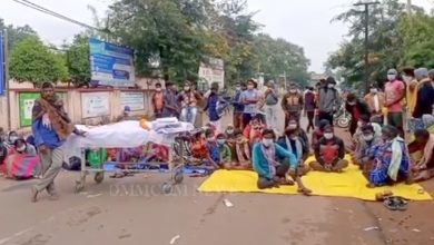 Photo of Minor's Death Sparks Tension In Kalahandi, Parents Allege Medical Negligence