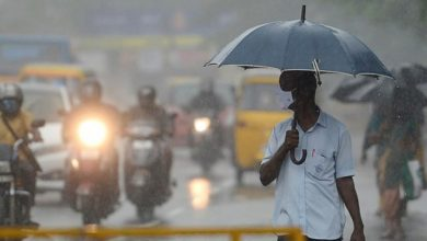 Photo of Nivar Effect: 164 Places Receive More Than 60 Mm Rainfall In Andhra