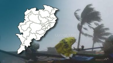 Photo of No Direct Impact Of 'Nivar' On Odisha Districts, Moderate Rainfall In Southern Region: IMD