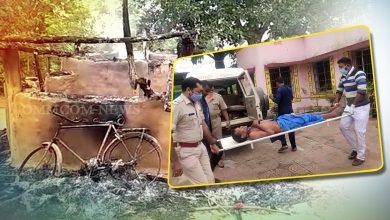Photo of Angul Youth Attempts Suicide After Torching House