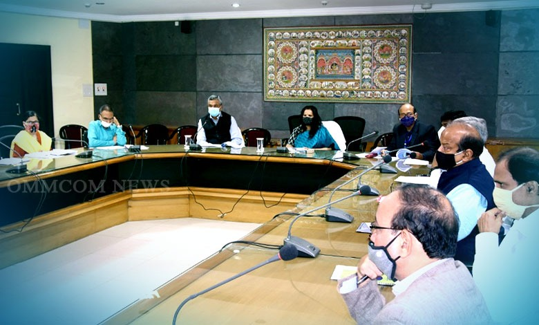 Agriculture And Water Resources Departments Hold Coordination Meeting - Ommcom News