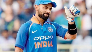 Photo of Excited To Be Back Playing In Front Of Crowds: Kohli