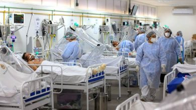 Photo of Record-High 90,000 Americans Hospitalised With Covid-19